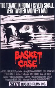 Basket Case poster