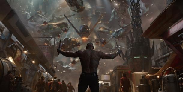 Guardians of the Galaxy still