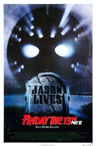 Jason Lives poster