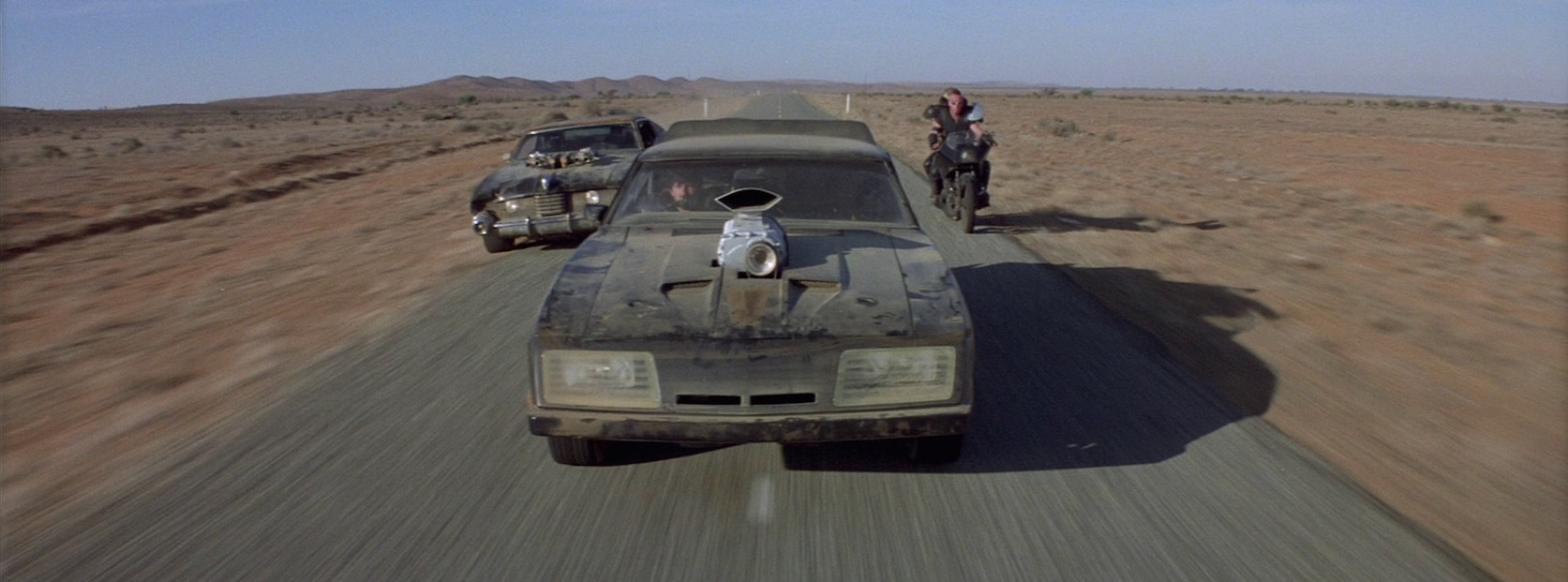 The Road Warrior Vs Mad Max Fury Road Filmic