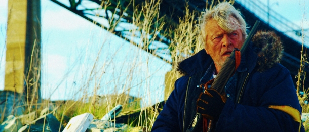Hobo with a Shotgun,Sundance Film Festival 2011