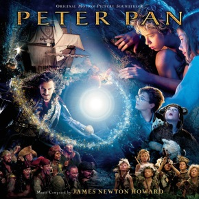 Peter Pan – James Newton Howard