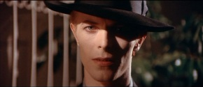 David Bowie on the Silver Screen