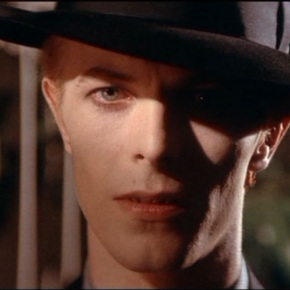 David Bowie on the SilverScreen