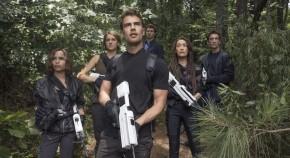 The Divergent Series:Allegiant