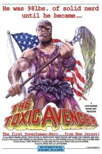 Toxic Avenger poster