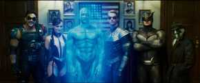 Hard-R Superheroes