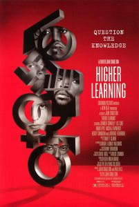 Higher Learning poster