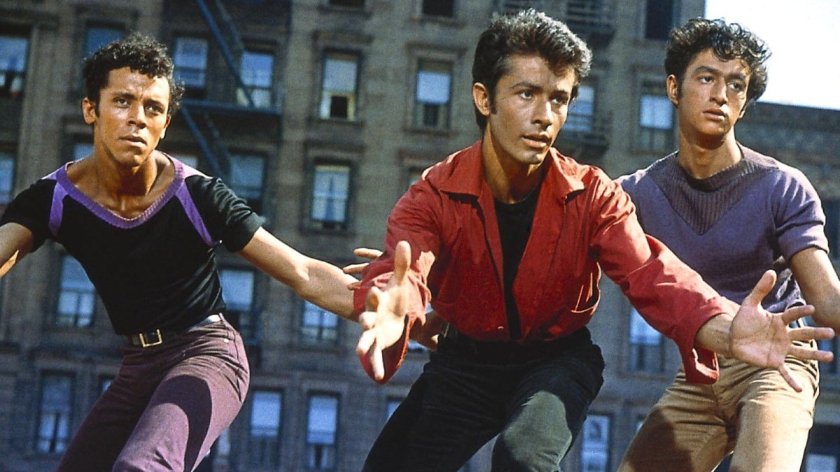 west side story filmic