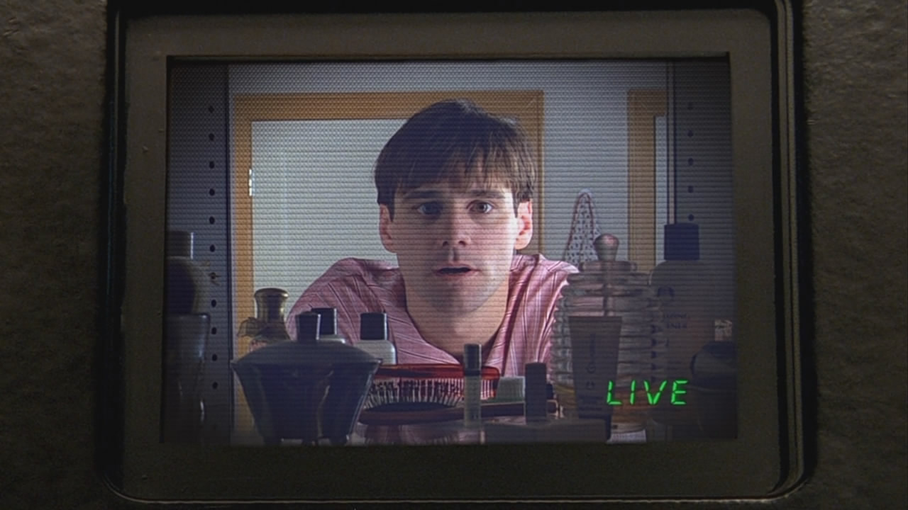 the truman show roll film essay