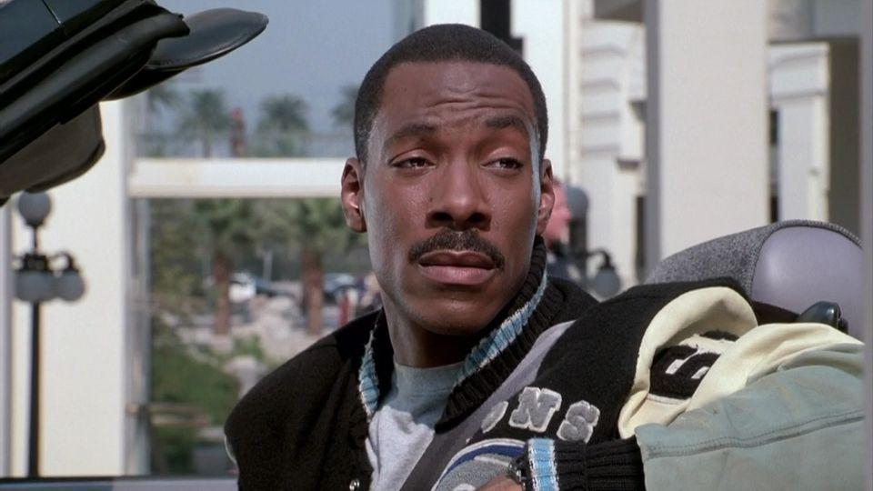 Eddie Murphy in Beverly Hills Cop III which is a Beverly Hills Cop movie called Beverly Hills Cop III featuring Eddie Murphy but not Craigula.