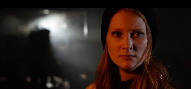 Lily Waldron as Amanda