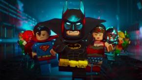 The LEGO BatmanMovie