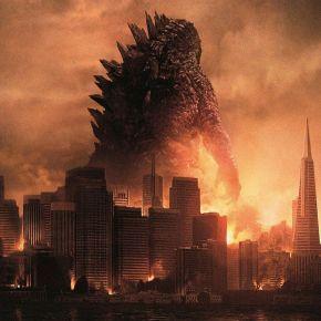 Godzilla(2014)